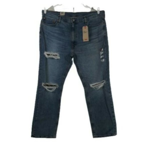 Levi's Men's 541 Athletic Taper Ripped Jeans